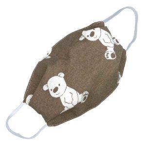 Mascherina in tessuto lavabile per bambini