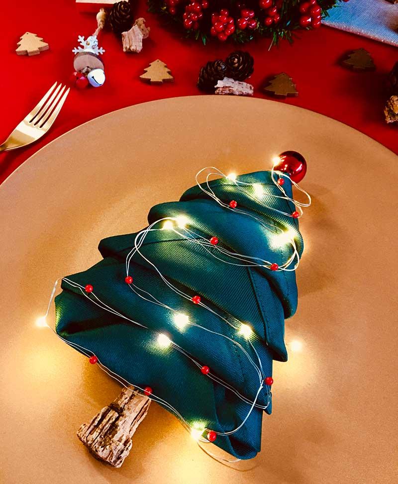 Coordinato Tavola di Natale