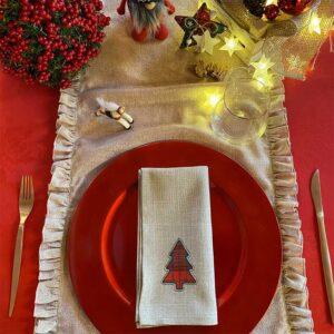 Coordinato Tavola Natale