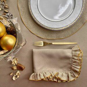 Look natalizio per la tua tavola